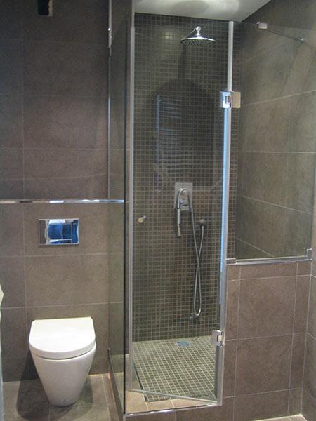 Pincel cristal mamparas de ba o y puertas de cristal con for Bisagra para mampara de ducha