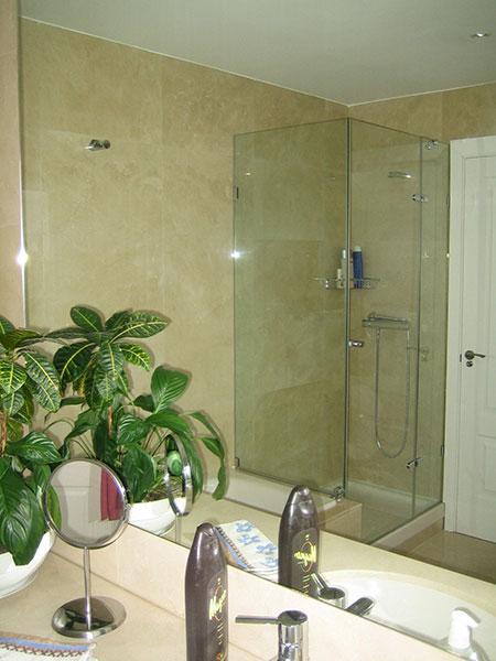 En la ducha de una amiga - 1 part 5