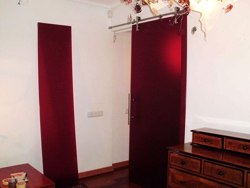 Pincel cristal mamparas de ba o y puertas de cristal con for Cristales para puertas de cocina